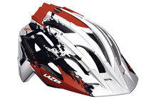 Lazer Helm Oasiz Lopes wei/rot